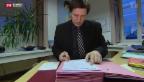 Video «Verweis für Chefbeamten nach Steueraffäre» abspielen