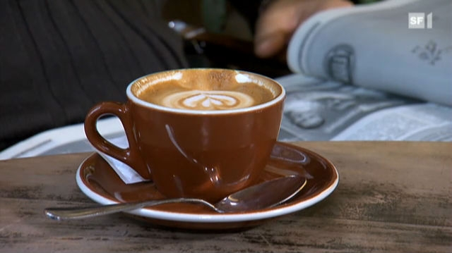 Kaffee ist ungesund? Irrtum!