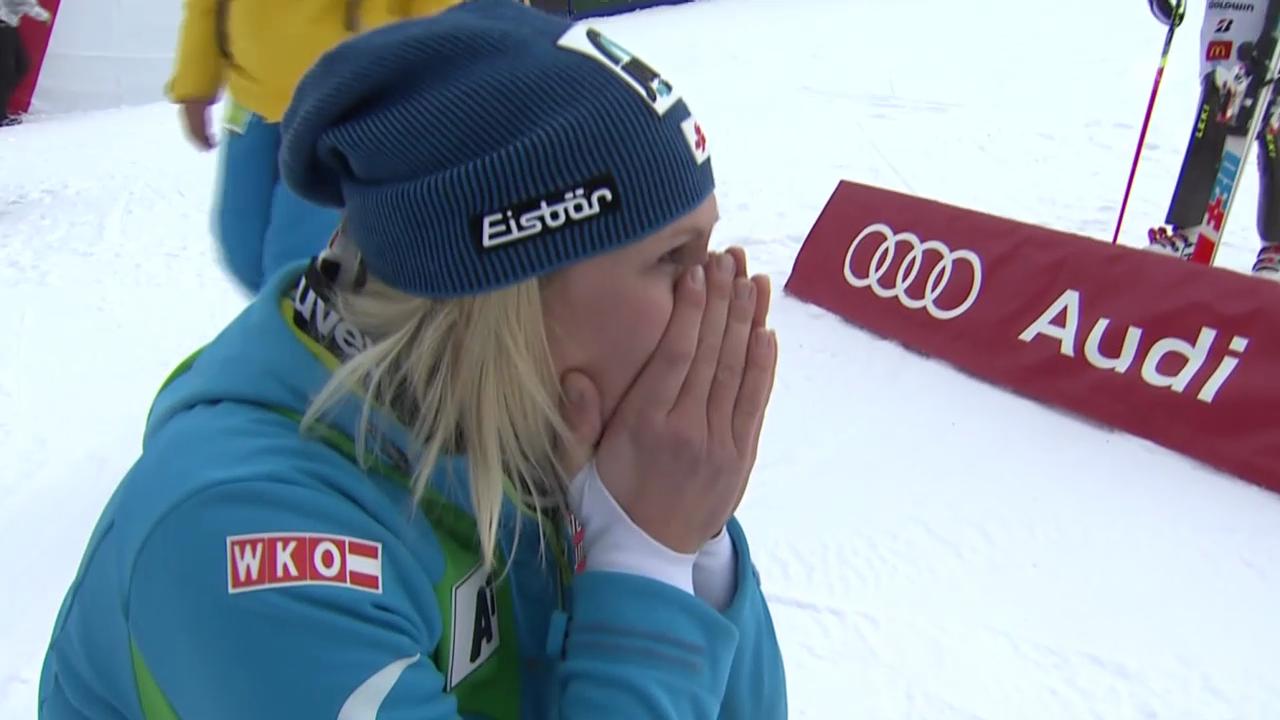 Ski Alpin: Zusammenfassung Slalom in Aspen