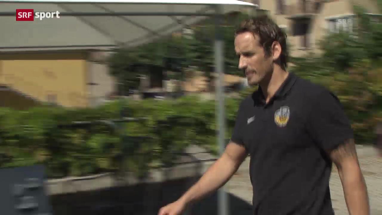Patrick Fischer soll Lugano zum Erfolg führen