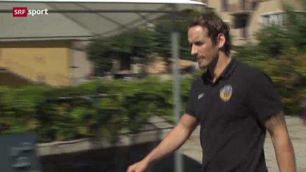 Video «Patrick Fischer soll Lugano zum Erfolg führen» abspielen