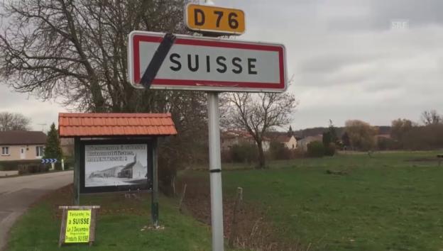Video «Zu Besuch im Bauerndorf Suisse» abspielen