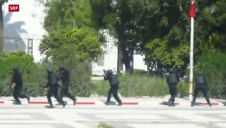 Blutige Geiselnahme in Tunis