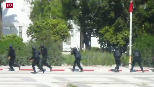 Video «Blutige Geiselnahme in Tunis» abspielen
