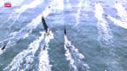 Video «Segeln: Impressionen Vendée Globe» abspielen
