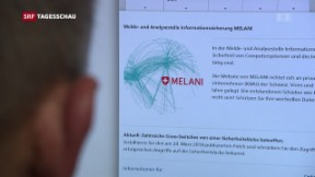 Video «Cyber-Sicherheit in der Schweiz» abspielen