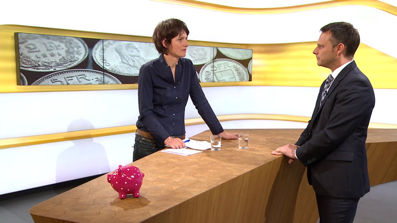 Studiogespräch mit Florian Schubiger von Vermögenspartner AG