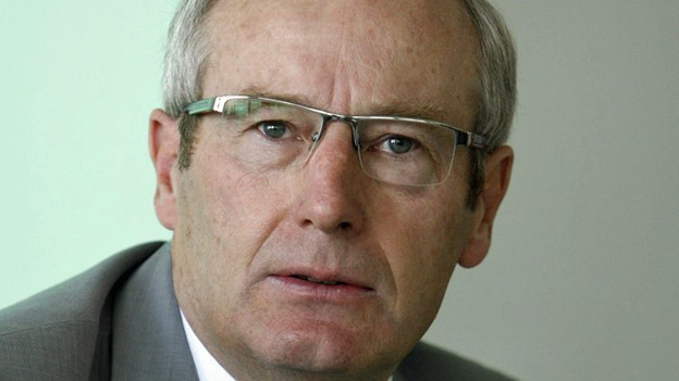 Justizdirektor Alois Bissig freut sich über den Abstimmungsausgang