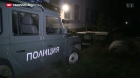 Video «Afghane in Bulgarien erschossen» abspielen