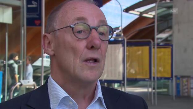 Video «Stephan Wehrle über die Wiederaufnahme des Betriebs» abspielen