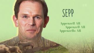 Video «Sepp Dähler aus Stein AR» abspielen