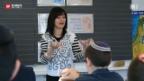 Video «Jüdische Einrichtungen» abspielen