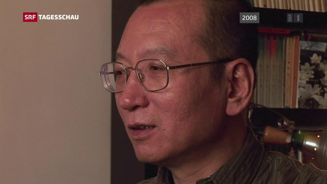 Friedensnobelpreisträger Xiaobo gestorben