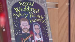 Video «Royale Hochzeit: Die Vorbereitungen laufen auf Hochtouren» abspielen