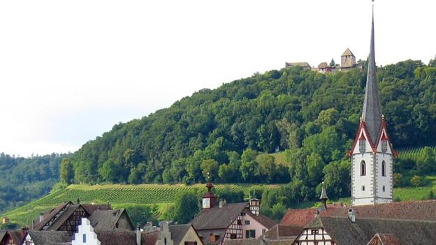 Glockengeläut der Stadtkirche in Stein am Rhein