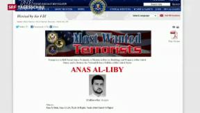 Video «USA jagen Terroristen in Libyen und Somalia» abspielen