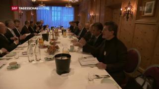 Video «WEF: Steuerreformen im Fokus» abspielen