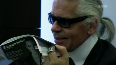 Video ««Lagerfeld Confidential» - Doku im Andenken an Karl Lagerfeld» abspielen