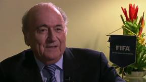 Video «Gespräch: Joseph S. Blatter» abspielen