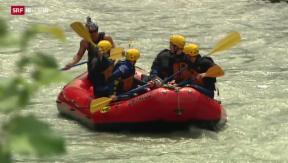 Video «River Rafting Gutachten» abspielen
