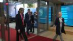 Video «EU will mit Iran Atom-Abkommen retten» abspielen
