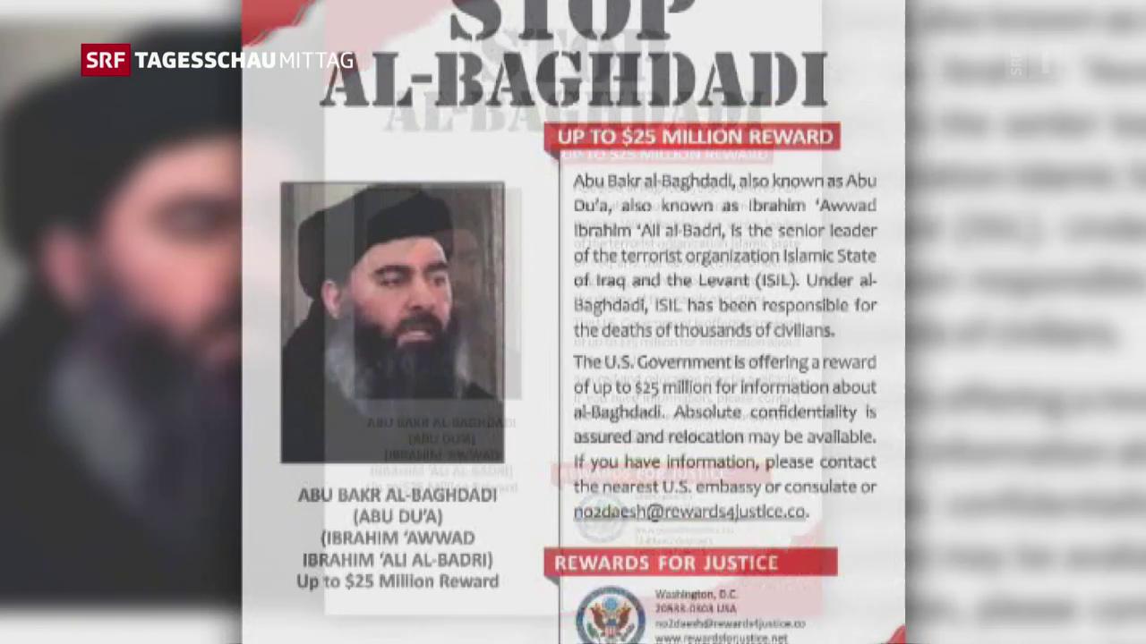 Abu Bakr al-Baghdadi tot?