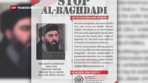 Video «Abu Bakr al-Baghdadi tot?» abspielen