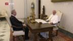 Video «FOKUS: Erdogan trifft den Papst» abspielen
