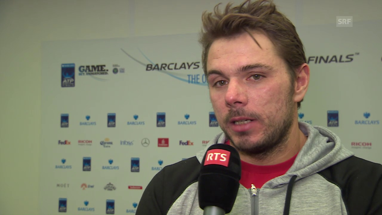Tennis: Stan Wawrinka im Interview