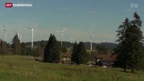 Video «Windparks sind nicht unerwünscht» abspielen