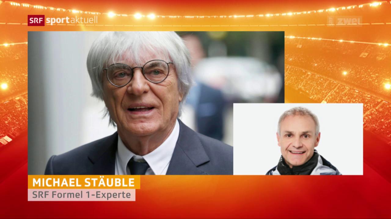 Die Absetzung von Bernie Ecclestone