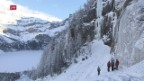 Video «Bergführer werden rar» abspielen