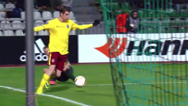 Video «Krasnodar - Sparta Prag» abspielen