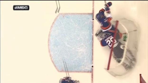 Video «Eishockey: Highlights Islanders - Flyers» abspielen