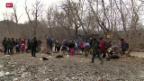Video «Nachricht: Flüchtlinge in Griechenland» abspielen