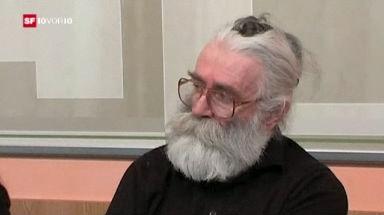 Video «Radovan Karadzic festgenommen» abspielen