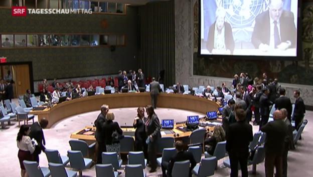 Video «Nato übt offene Kritik an Russland» abspielen