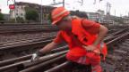 Video «FOKUS: Mangelhafte Wartung der SBB-Infrastruktur» abspielen