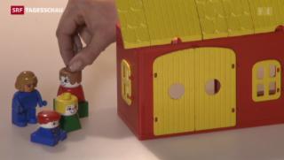 Video «Mehr Pflichten für ledige Väter» abspielen