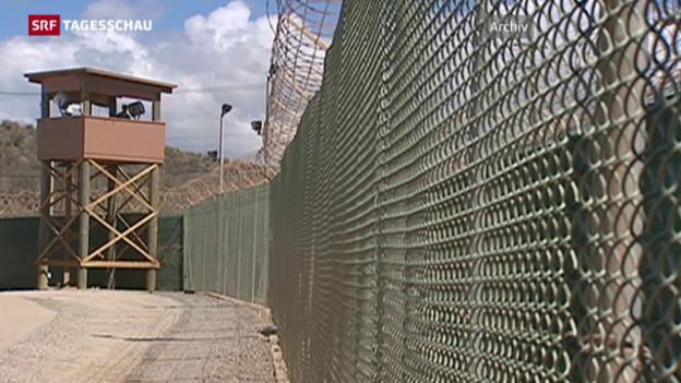 Video «Guantanamo: Löst Obama Versprechen ein?» abspielen