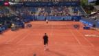 Video «Tennis: Chiudinelli in Gstaad ausgeschieden» abspielen