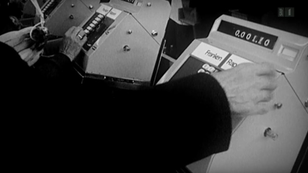 Video «Serie «Vor 50 Jahren»: Maschinenkraft statt Muskelsaft» abspielen
