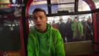 Video «Borussia Mönchengladbach auf dem Pilatus» abspielen