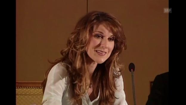 Video «Céline Dion über ihre Familie (2002)» abspielen