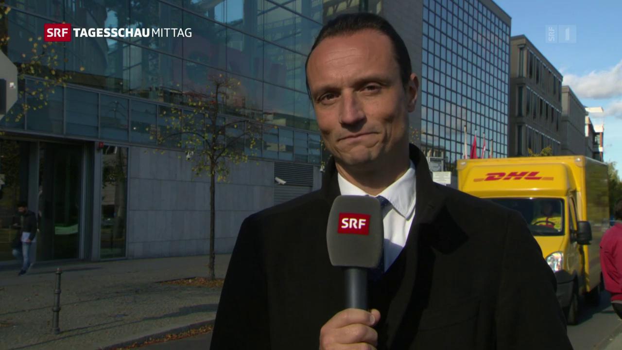 Adrian Arnold in Berlin