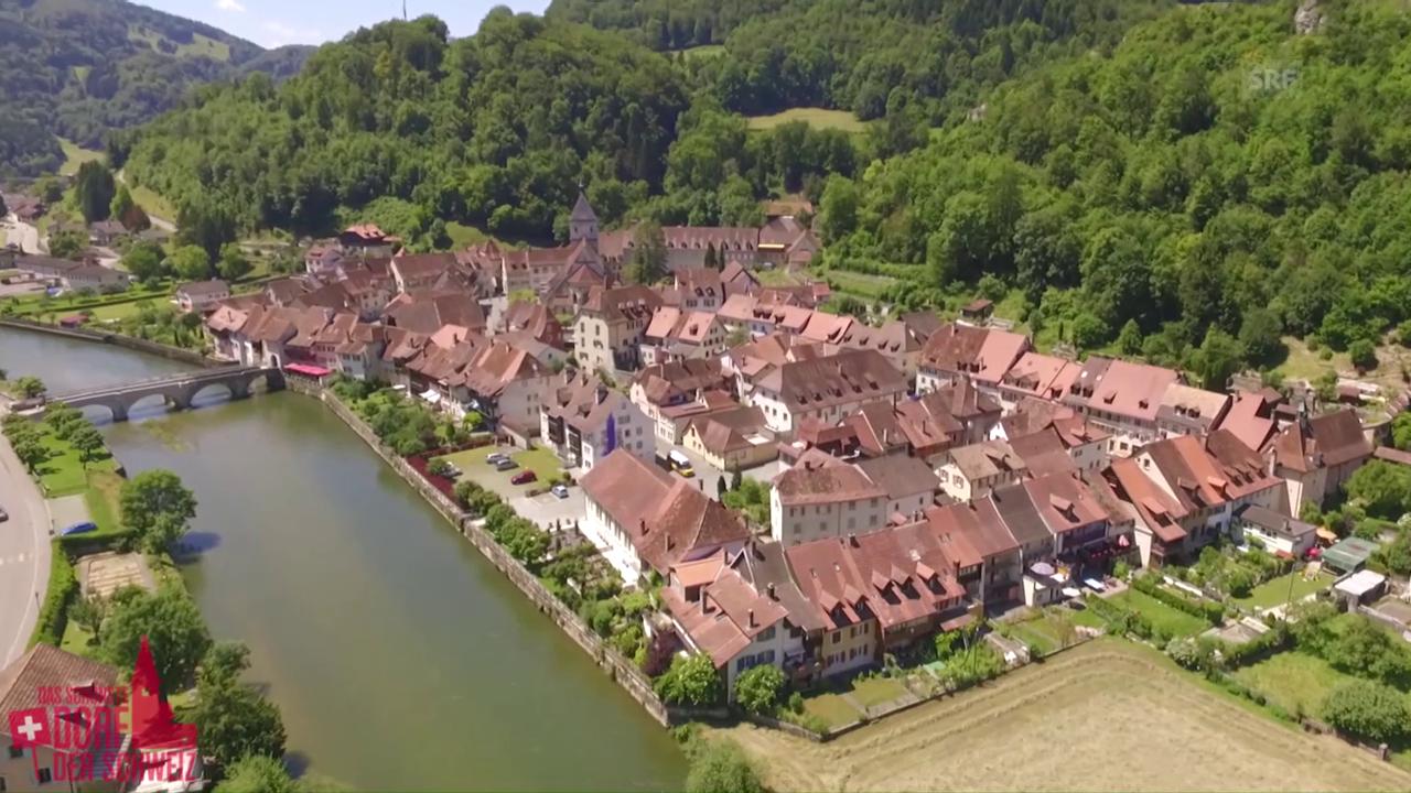 Dorfporträt: St. Ursanne (JU)
