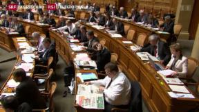 Video «Der Nationalrat macht einen grossen Schritt auf die SVP zu» abspielen
