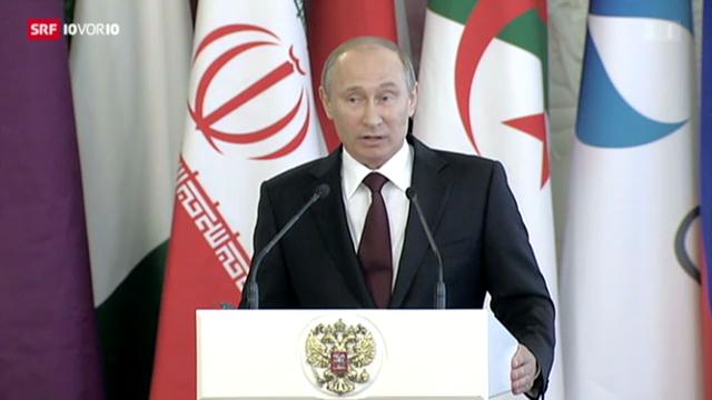 Putin bietet Snowden Asyl an