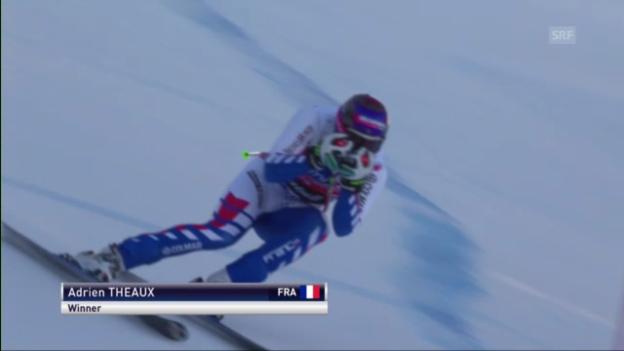 Video «Ski: Abfahrt Männer in Kvitfjell («sportaktuell»)» abspielen
