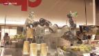 Video «Neue Zusammenarbeit zwischen Mensch und Maschine» abspielen